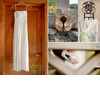 Pastel-spring-wedding-low-key-casual-outdoor-backyard-wedding-white-sheath-wedding-dress-open-toe-beige-bridal-heels.square