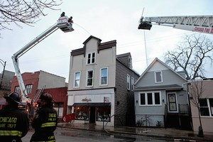 photo of Bubbly Bride: Local Wedding News- Fire Destroys Cakegirls Bakery in Lakeview