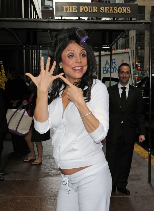 Bethenny Frankel of Real Housewives of NYC marries fiance Jason Hoppy at the Four Seasons