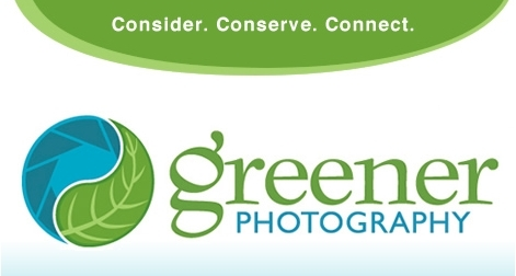 Greener Photography- a wonderful resource for couples planning a eco-friendly wedding