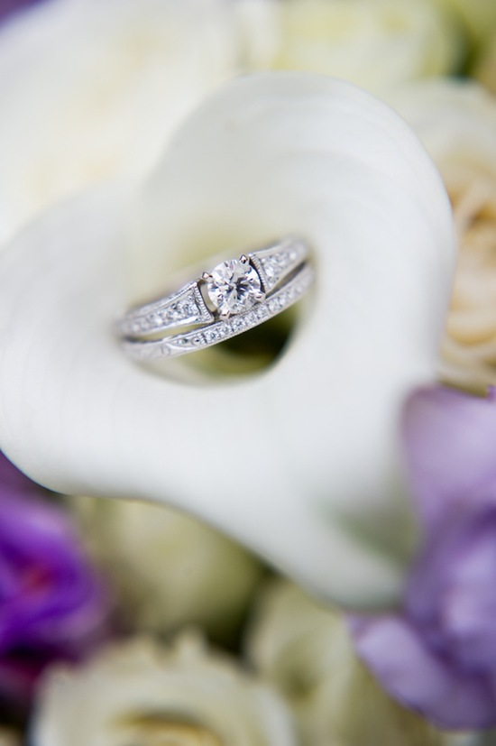 Calla Lily Rings