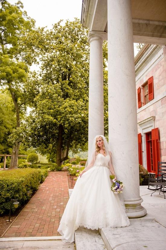 photo of A Romantic Affair at a Grand Estate