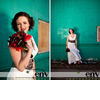 Retro-teal-aqua-backdrop-for-rock-the-dress-retro-bridal-shoot.square
