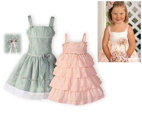Kid-chic-spring-dresses-for-the-flower-girl-blue-light-pink-adorable-silk-cotton.original