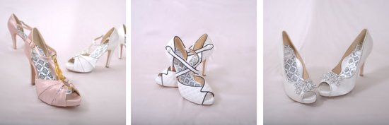 photo of Best of Show: Hey Lady Bridal Shoes