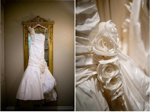 Ivory-mermaid-silhouette-one-shoulder-wedding-dress-closeup.full