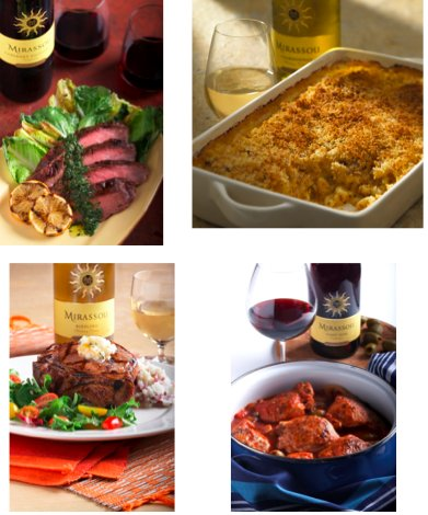 photo of Wedding Trend Alert: Comfort Food and Wine Pairings