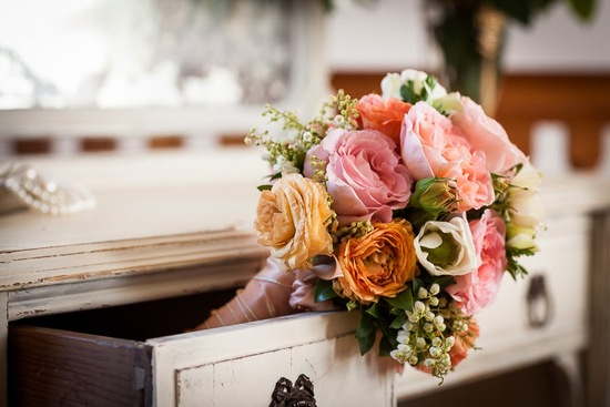 A Beautiful Rustic Bouquet