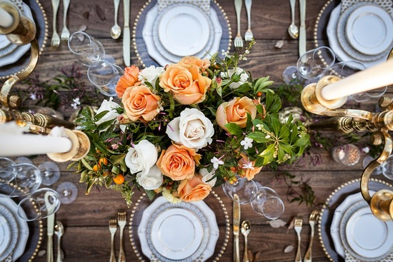 Centerpieces Orange