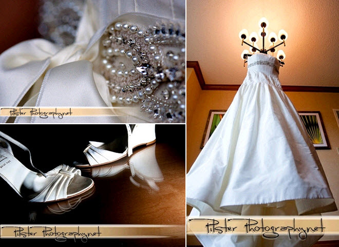 Regal-chic-wedding-ivory-strapless-wedding-dress-kleinfelds-beaded-applique-under-bust-open-toe-bridal-shoes-pearls.full