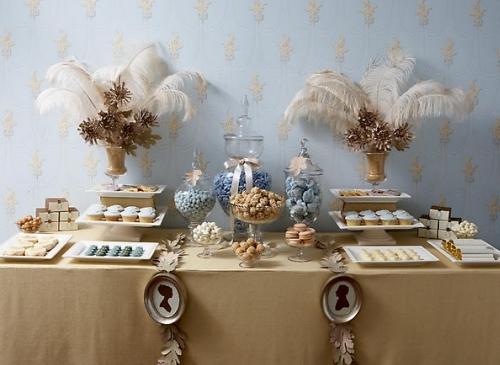 Amy-atlas-beautiful-vintage-inspired-dessert-table-gold-ivory-light-blue.full