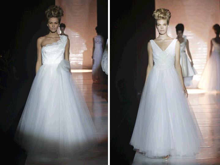 Whimsical-fairytale-white-tulle-lace-david-fielden-wedding-dresses-one-shoulder-v-neck.full