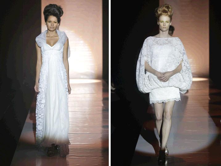 Romantic-modern-white-lace-david-fielden-wedding-dresses-baby-doll-mini.full