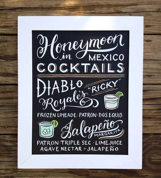 photo of Signature Drinks Galore!