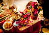 Beautiful-red-gold-gilded-fucsia-ceremony-table-indian-wedding.square