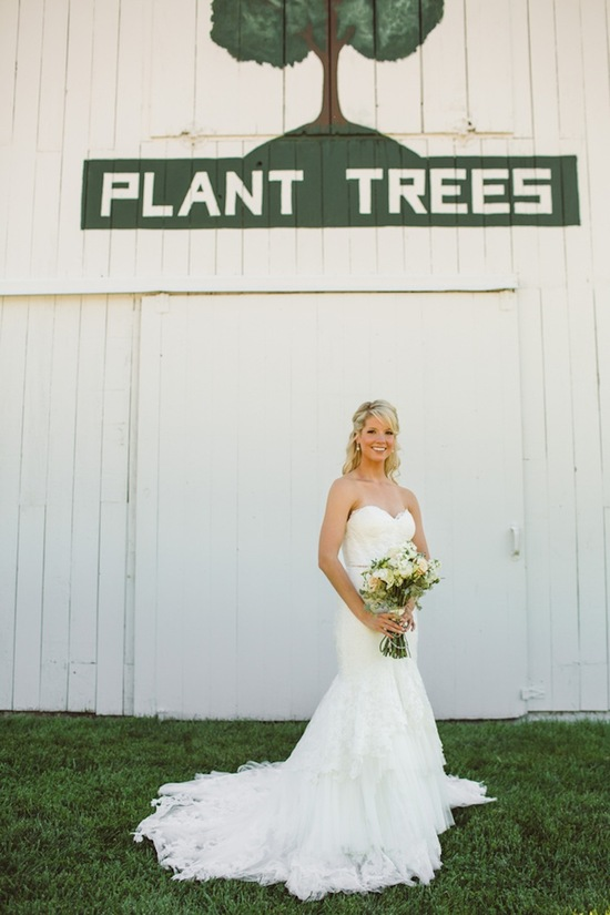 photo of A Rustic Orchard Wedding