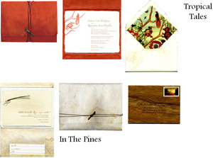 photo of J'adore Molly And Jason's Wedding Stationer: Tiny Pine Press