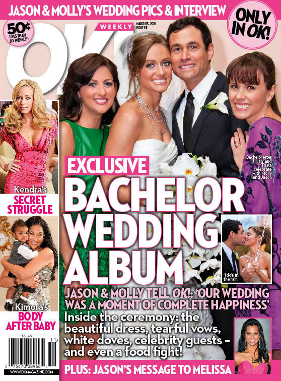 photo of Jason Mesnick and Molly Malaney: Bachelor Wedding Special Details!