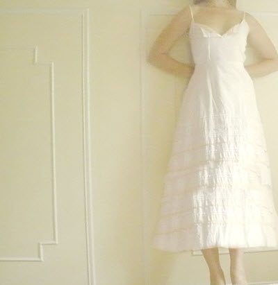 photo of The Peach Orchard Wedding Dress