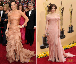 photo of Celebrity Style To Inspire Your Bridal Look: 2010 Oscars!