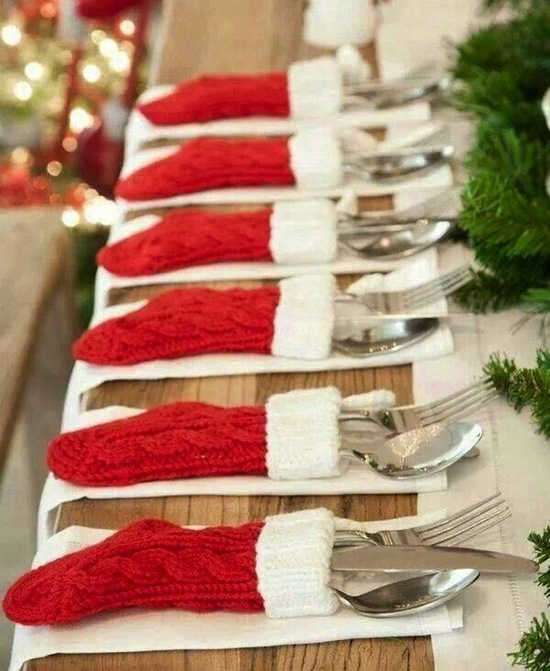 Utensil Holders Stockings