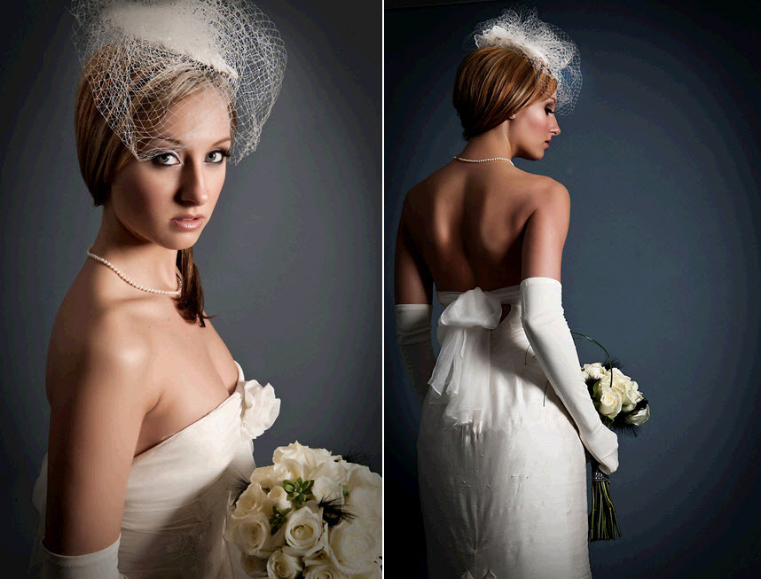 Venise-lace-bridal-headpiece-fascinator-white-strapless-wedding-dress-bridal-fashion.full