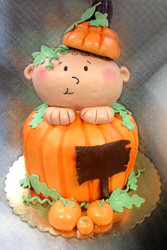 New-Pumkin-Baby-Shower-Cake