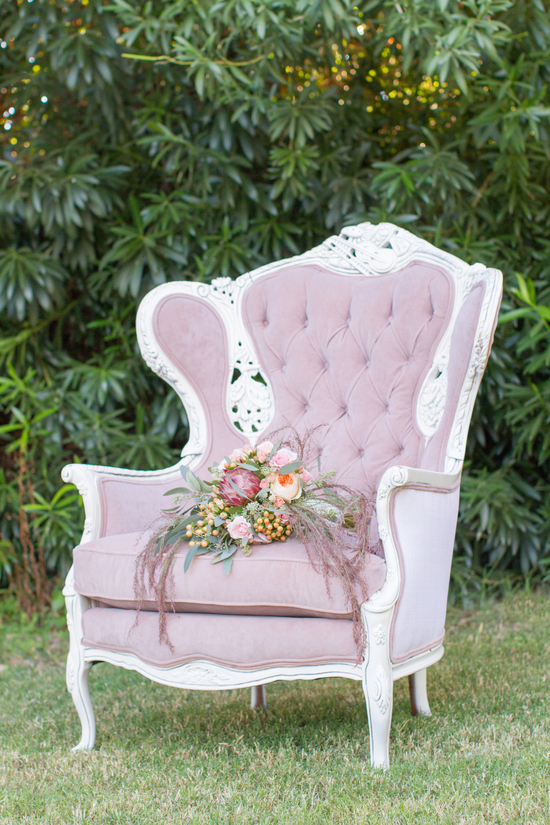 Scarlett Vintage chair