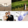 Beautiful-outdoor-featured-wedding-winery-wedding-venue-purple-blue-hydrangeas-bride-groom-kiss-after-saying-i-do.square