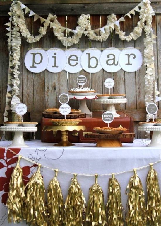 photo of Delicious & Delightful Dessert Displays