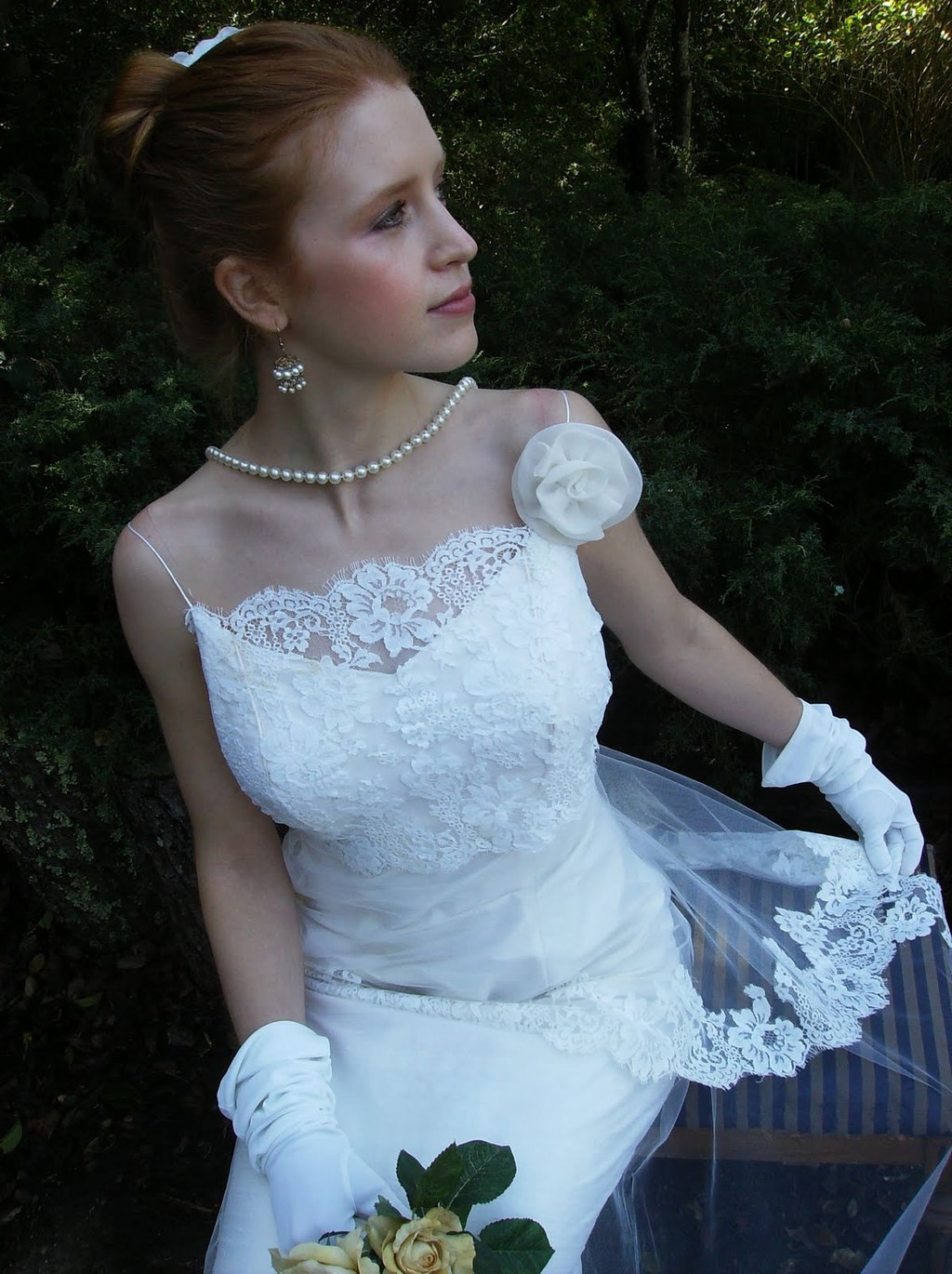 White-lace-classic-wedding-dress-floral-rosette-applique.full