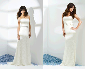 photo of Find The Perfect Destination Wedding Dress: And Try It Before You Buy It!
