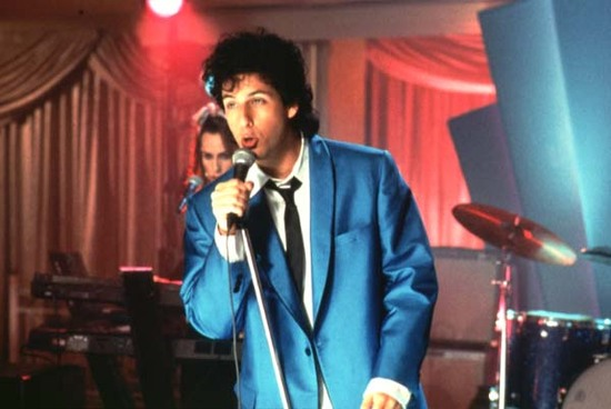 Would you want Adam Sandler to sing at your wedding?