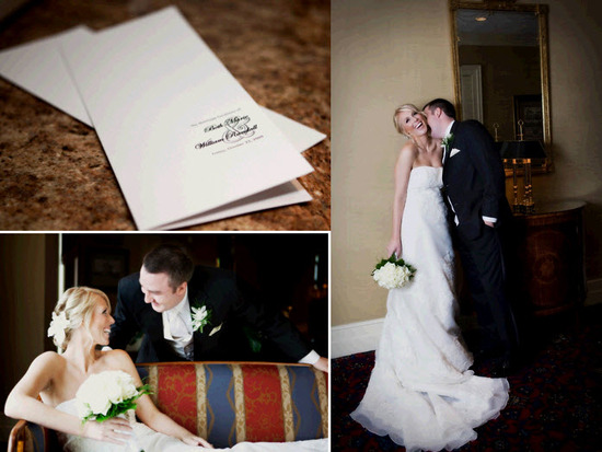 photo of Featured Wedding: Beth and Will