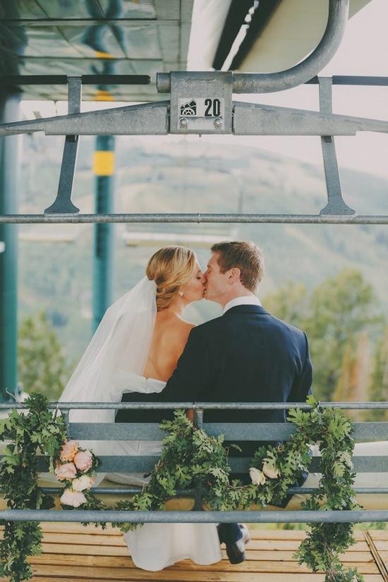 photo of A Breathtaking Mountain Matrimony