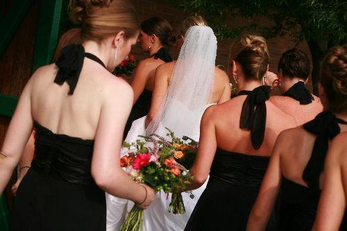 photo of Bubbly Bride: How Thick Is Blood? Choosing Your Maid Of Honor