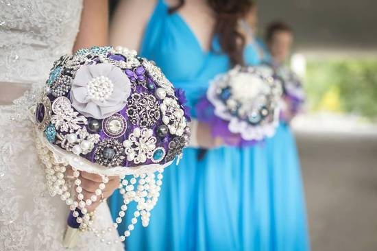 Brooch Bouquets