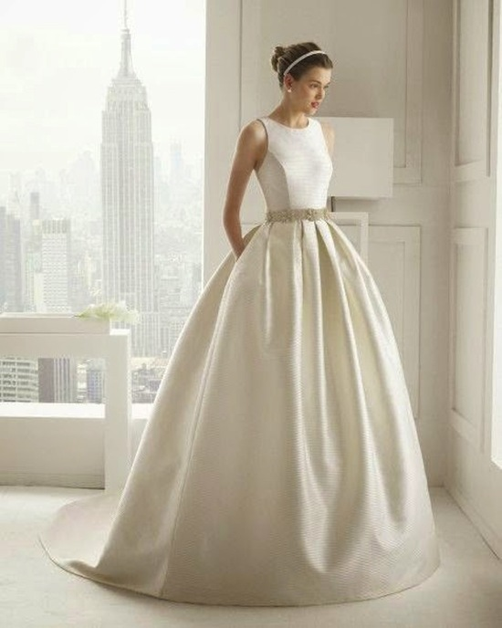 Thick Fabric Lovely Dress