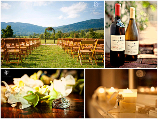 Gorgeous vineyard in Hawaii is the perfect wedding venue