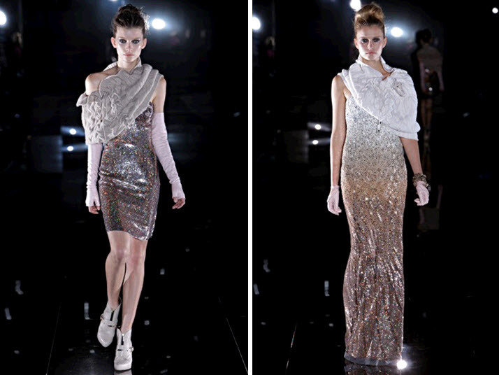 Ny-fashion-week-escada-runway-vintage-chic-inspiration-ivory-cream-shrugs-shawls.full