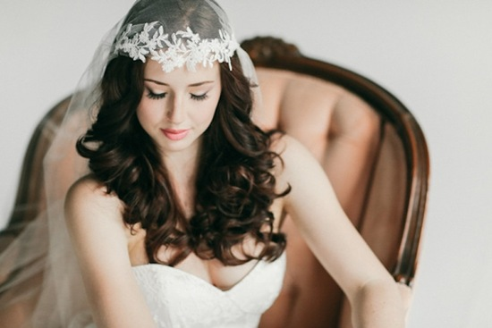 Bridal Beauty Beautiful Cap