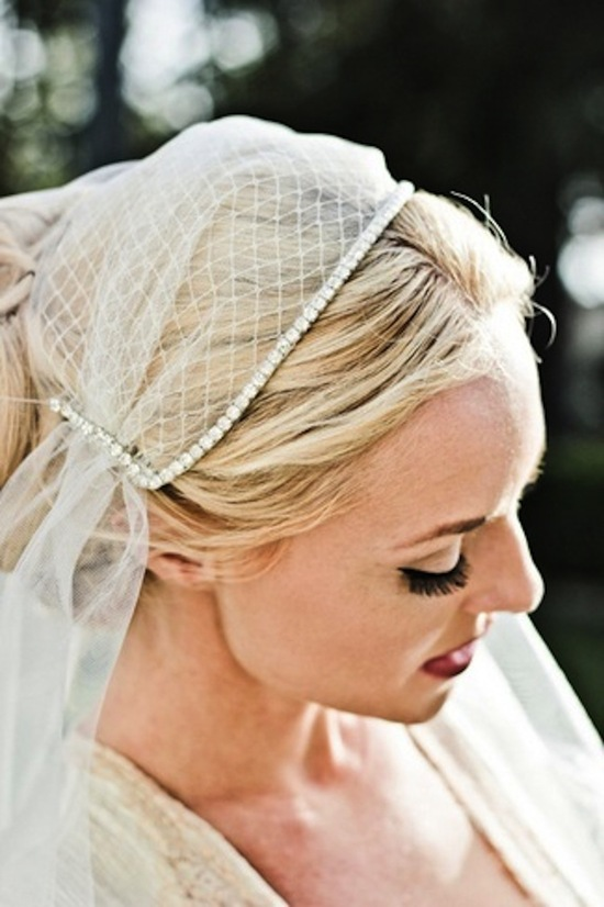 photo of Sequined Veil