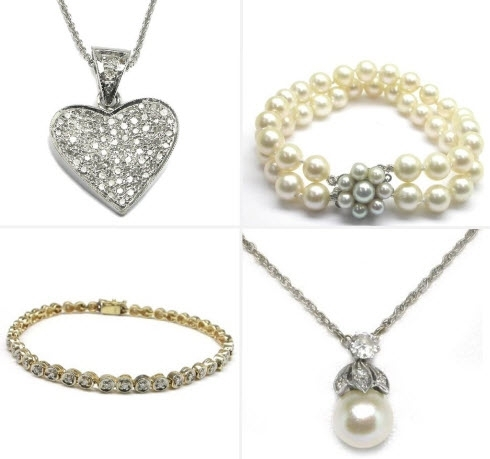 Gorgeous bridal jewelry, all under $500, from Isreal Rose