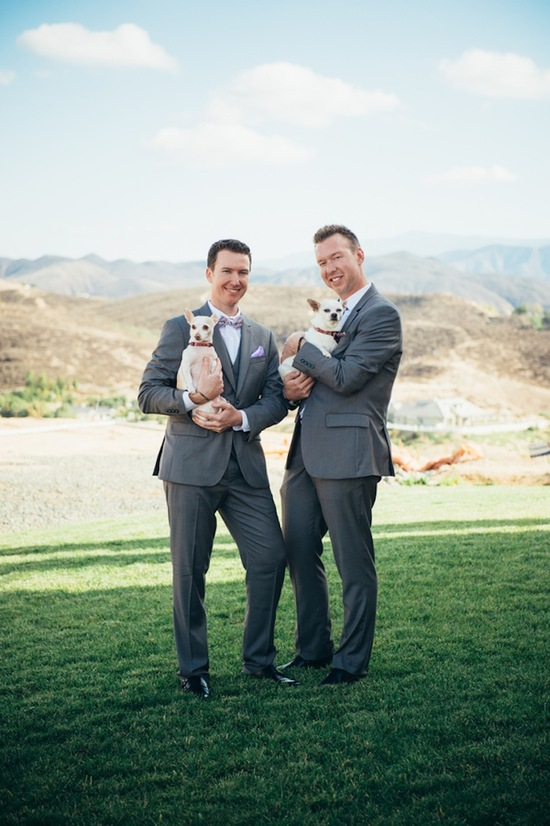 photo of Chic Countryside California Wedding