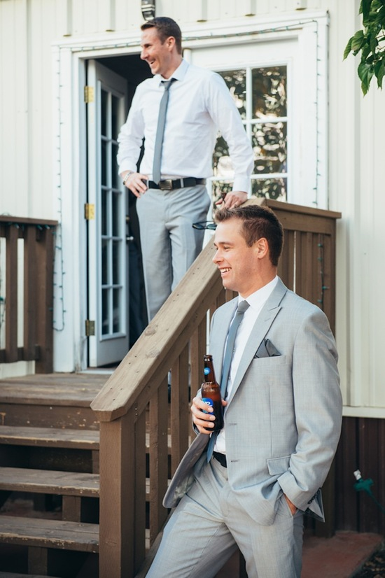 Relaxed Grooms