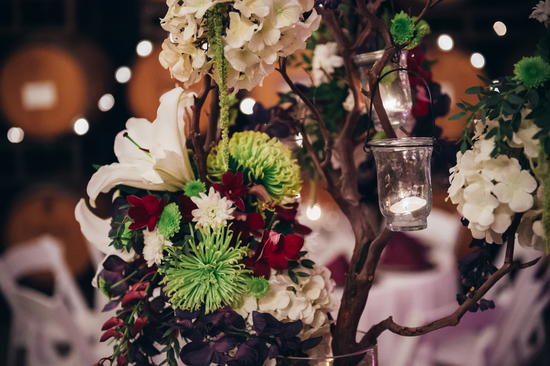 photo of Chic Countryside California Wedding