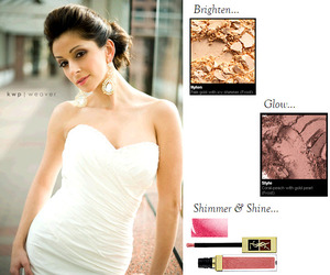 photo of Get The Look: Beautiful Bridal Makeup!