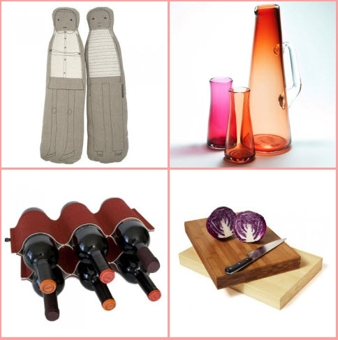 Eco-friendly wedding registry items from Branch