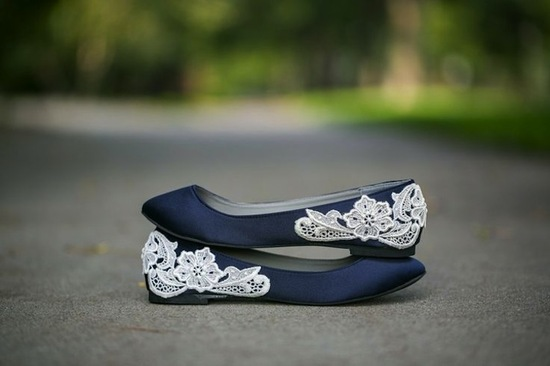 Wedding Lace Flats