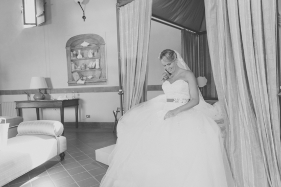 photo of A Blissful & Luxurious Tuscany Wedding